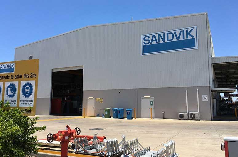 Sandvik rediseña su negocio de comercio exterior