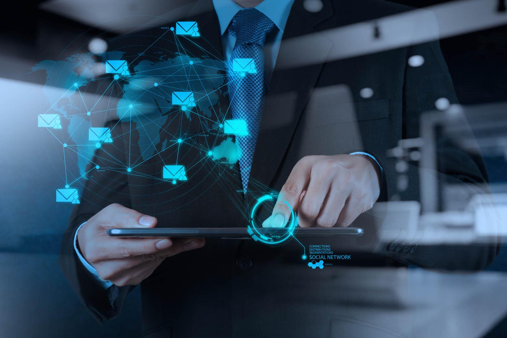 1. Plataforma Digital de Comercio Exterior como Servicio