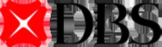 The logo of DBS Bank