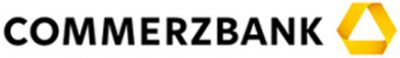 The logo of Commerzbank