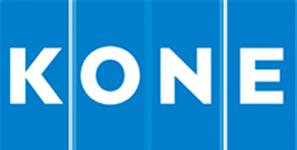 The logo of KONE