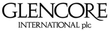 The logo of Glencore International