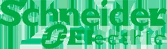 The logo of Schneider Electric